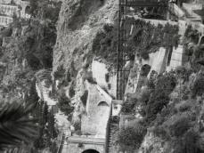 costiera amalfitana anni 50