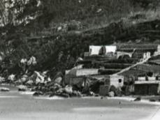 Capri lastra fotografica 1887