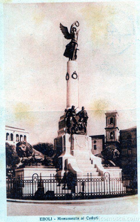 Eboli monumento