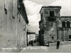 Largo San Giovanni e Corso.