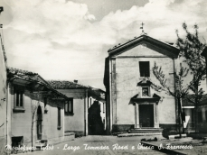 Largo Tommaso Rossi e Chiesa S. Francesco