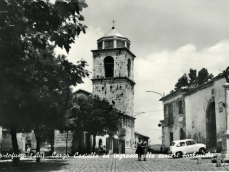 Largo Castello ed ingresso carceri borboniche