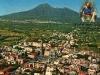 Panorama di Pompei con Santuario