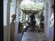 Anacapri Villa San Michele 12-09-1970