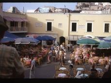 Capri la Piazzetta 12-09-1970