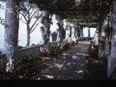 Villa San Michele Anacapri 12-09-1970