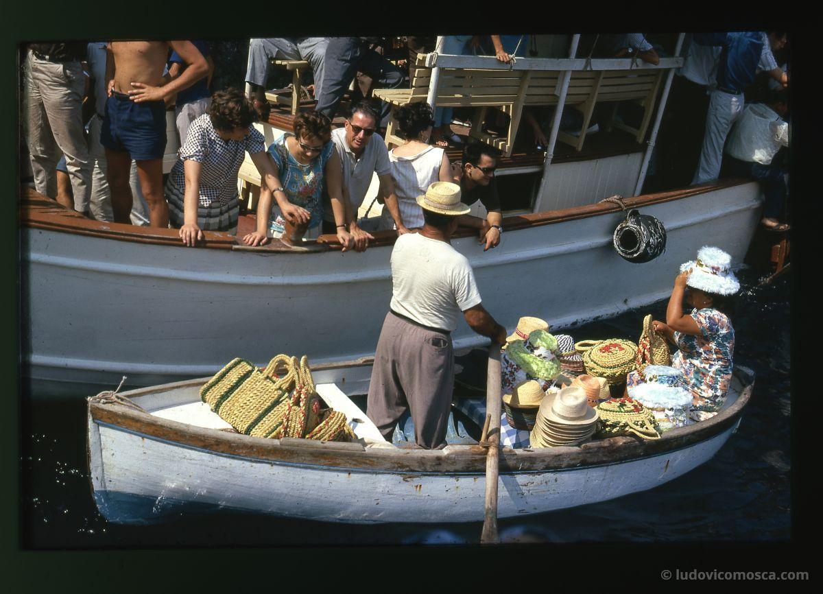 1982 Capri venditori di souvenir