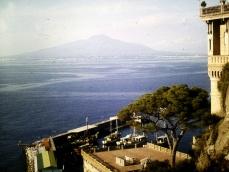 Sorrento Marina Piccola fine anni 50