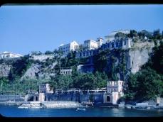 Sorrento Marina Piccola verso Hotel Europa