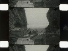 paesaggio costiera amalfitana anni venti