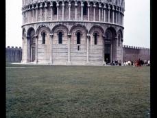 1973 Pisa il Battistero