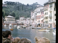 1973 arrivo a portofino