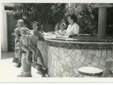 Riva Fiorita con i Menzione 1953