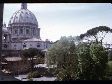 1973 roma i giardini vaticani