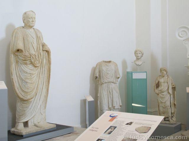 Reperti archeologici di Velia