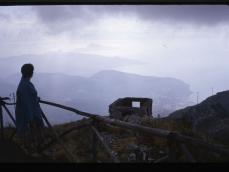 Belvedere a Monte Faito sett 1970