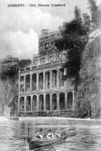 Sant'Agnello: Villa Crawford