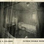 camera doppia piroscafo Colombo