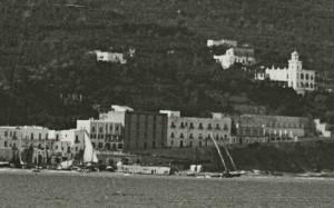 Lastra fotografica Capri Marina Grande