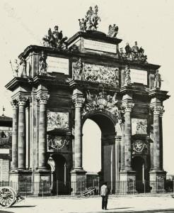 Arco di Trionfo di Porta San Gallo in Firenze
