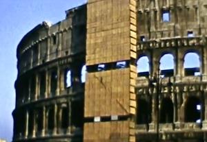 Fotogramma filmato 8mm del 1958