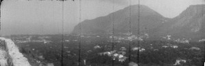 "16mm 1924 panoramica ""virtuale"" di Piano di Sorrento"