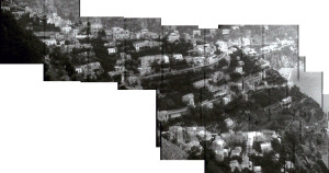 "16mm 1924 panoramica ""virtuale"" costiera amalfitana"