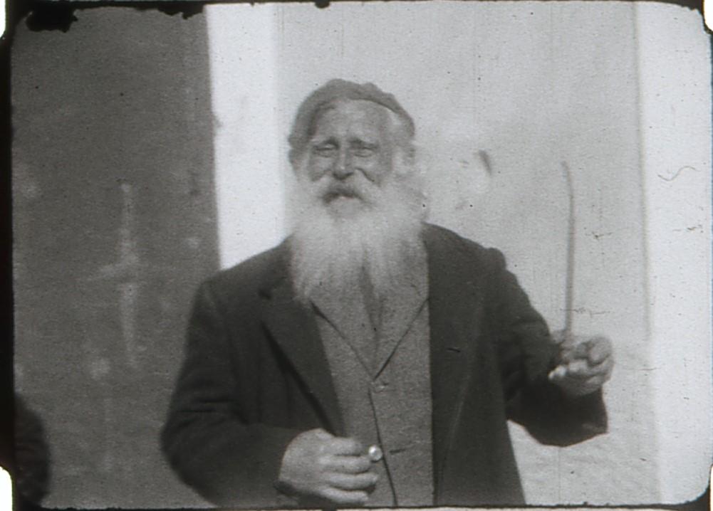 tipico pescatore caprese anni venti